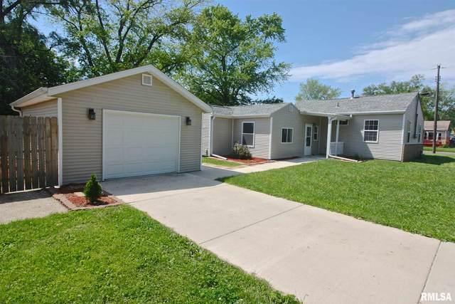 100 Marion Street, North Pekin, IL 61554 (#PA1215536) :: Killebrew - Real Estate Group