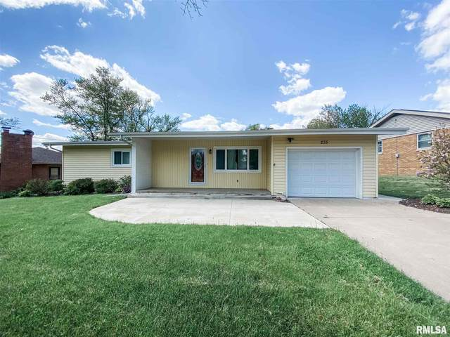 235 Mount Aire Drive, East Peoria, IL 61611 (#PA1215540) :: The Bryson Smith Team