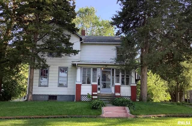 140 W First Street, Galesburg, IL 61401 (#CA1000208) :: Adam Merrick Real Estate