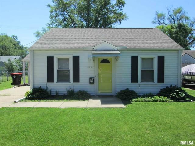 826 E Tripp Avenue, Peoria, IL 61603 (#PA1215551) :: RE/MAX Preferred Choice