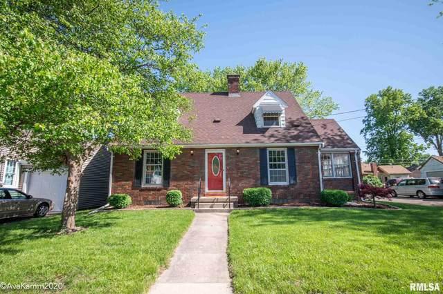 2315 W Barker Avenue, West Peoria, IL 61604 (#PA1215552) :: RE/MAX Preferred Choice