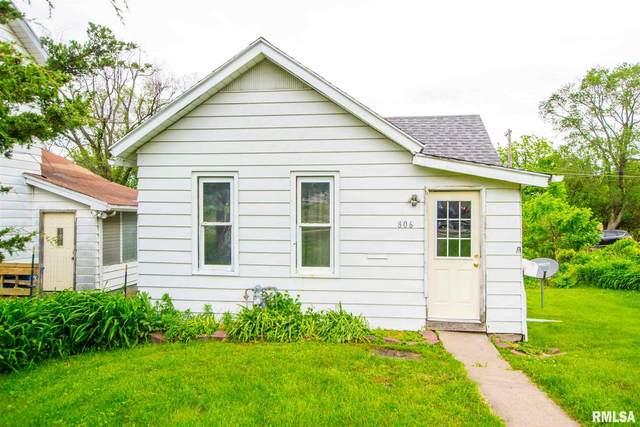 806 10TH Avenue South, Clinton, IA 52732 (#QC4212065) :: Killebrew - Real Estate Group