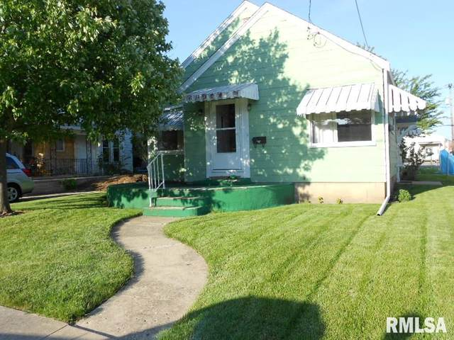 408 N Jefferson Street, Roanoke, IL 61561 (#PA1215638) :: The Bryson Smith Team