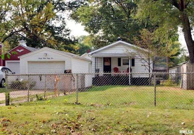 2345 S 7TH Street, Springfield, IL 62703 (#CA1000328) :: Killebrew - Real Estate Group