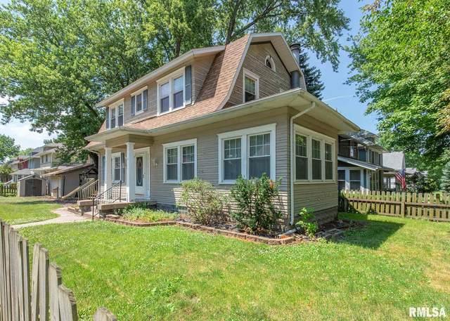1624 Elm Street, Davenport, IA 52803 (MLS #QC4212221) :: BN Homes Group