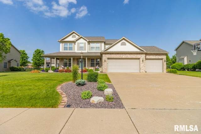 411 Topaz Drive, Morton, IL 61550 (#PA1215814) :: Killebrew - Real Estate Group