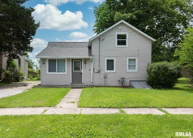 257 W 2ND Avenue, Woodhull, IL 61490 (#QC4212262) :: Killebrew - Real Estate Group