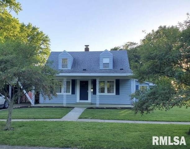 338 N Cone Street, Farmington, IL 61531 (#PA1215875) :: RE/MAX Preferred Choice