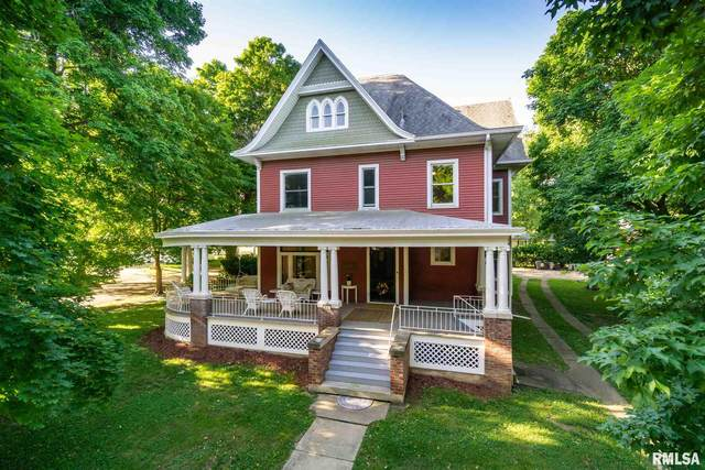 502 W Fourth Street, Delavan, IL 61734 (#PA1215969) :: Killebrew - Real Estate Group