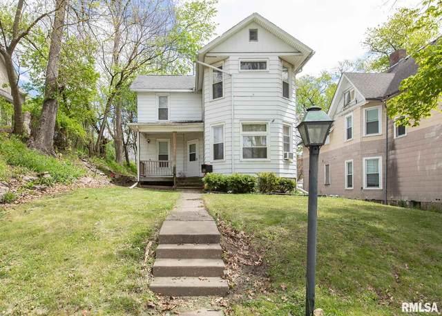1207 Farnam Street, Davenport, IA 52803 (#QC4212407) :: Killebrew - Real Estate Group