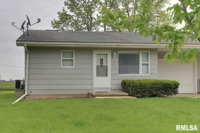 407 N Western Avenue, Minier, IL 61759 (#PA1216055) :: Killebrew - Real Estate Group