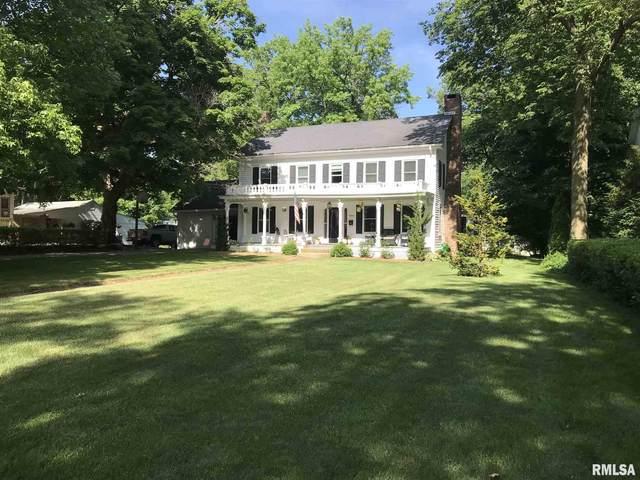 629 S Randolph Street, Macomb, IL 61455 (#PA1216064) :: Killebrew - Real Estate Group