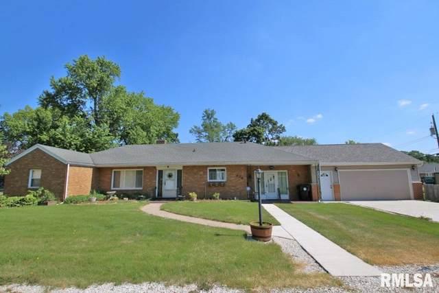 409 W Ash Street, Chillicothe, IL 61523 (#PA1216068) :: RE/MAX Preferred Choice