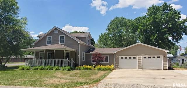 217 S Elkhart Street, Williamsville, IL 62693 (#CA1000568) :: Killebrew - Real Estate Group