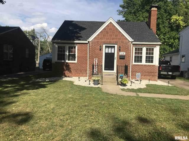 2136 S Walnut Street, Springfield, IL 62704 (#CA1000638) :: Killebrew - Real Estate Group