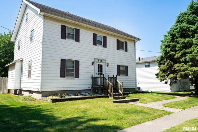 316 E South Street, Tremont, IL 61568 (MLS #PA1216200) :: BN Homes Group