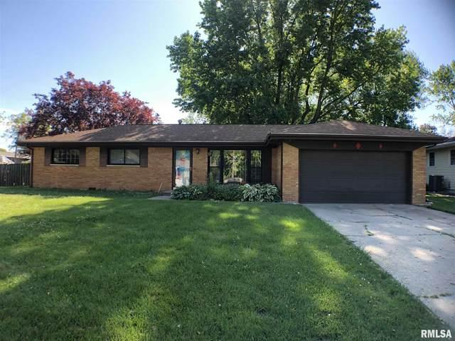 40 Emporia Avenue, Springfield, IL 62702 (#CA1000692) :: Killebrew - Real Estate Group