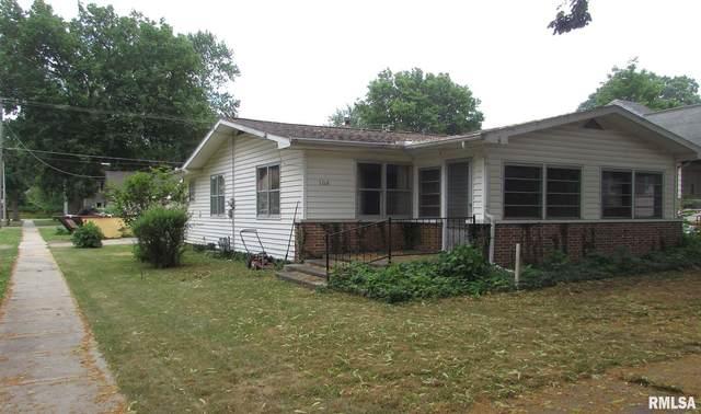 108 N Pollard Avenue, Manito, IL 61546 (#PA1216242) :: The Bryson Smith Team