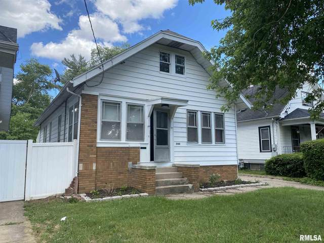 2100 N North Street, Peoria, IL 61604 (#PA1216287) :: Killebrew - Real Estate Group