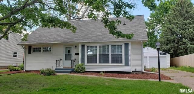 3851 26TH Avenue, Rock Island, IL 61201 (#QC4212705) :: Killebrew - Real Estate Group