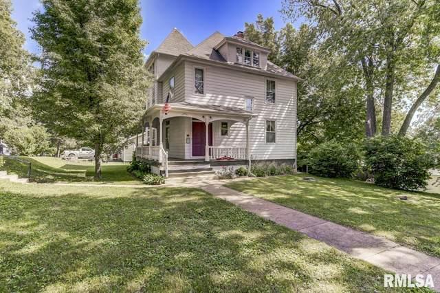 121 W Jefferson Street, Petersburg, IL 62675 (#CA1000752) :: Killebrew - Real Estate Group