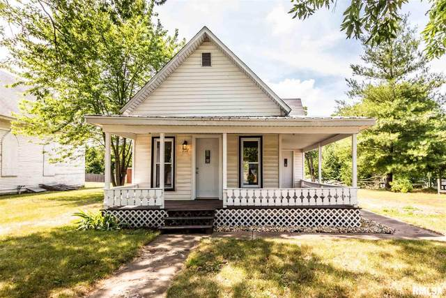 107 N Adams Street, Manito, IL 61546 (#PA1216356) :: The Bryson Smith Team