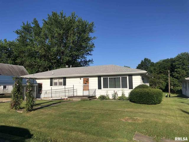 515 N Elizabeth Street, Colchester, IL 62326 (#PA1216424) :: Killebrew - Real Estate Group