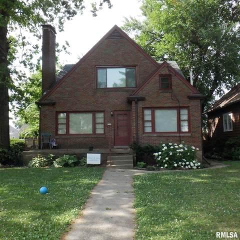 2006 W Clarke Avenue, West Peoria, IL 61604 (#PA1216442) :: Paramount Homes QC