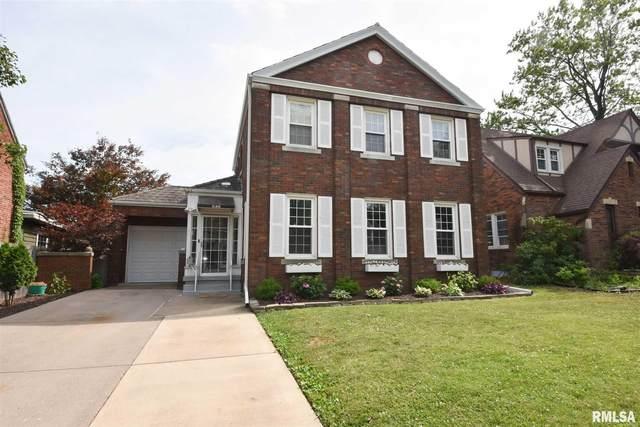 530 W Forrest Hill Avenue, Peoria, IL 61604 (#PA1216455) :: The Bryson Smith Team