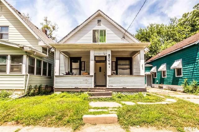2601 W Latrobe Street, Peoria, IL 61605 (#PA1216483) :: RE/MAX Preferred Choice