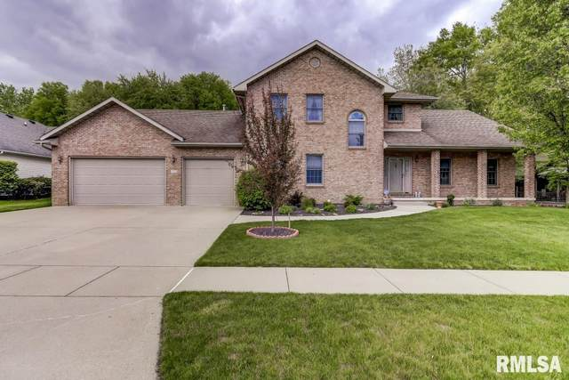 4005 Southwoods Road, Springfield, IL 62711 (#CA1000887) :: The Bryson Smith Team