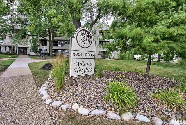 2605 W Willowlake Drive, Peoria, IL 61614 (#PA1216538) :: The Bryson Smith Team