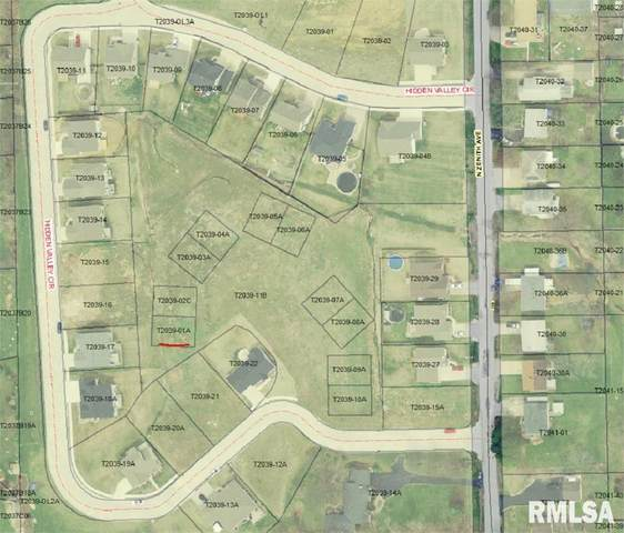 lots 1-10 Hidden Valley Circle, Davenport, IA 52804 (#QC4212945) :: RE/MAX Preferred Choice