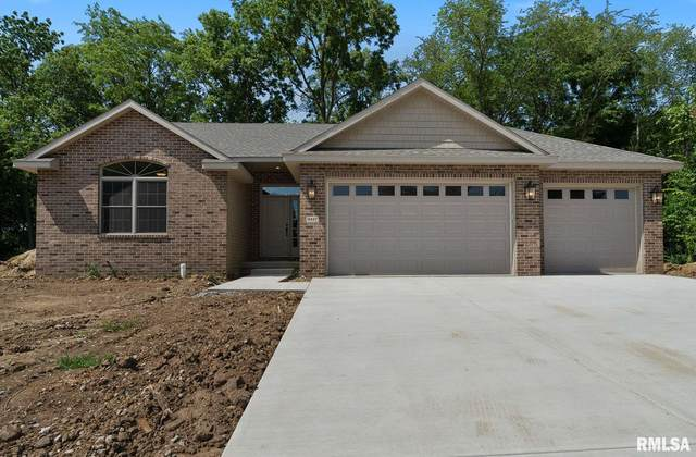 3417 Mazon Court, Springfield, IL 62711 (#CA1000910) :: Killebrew - Real Estate Group