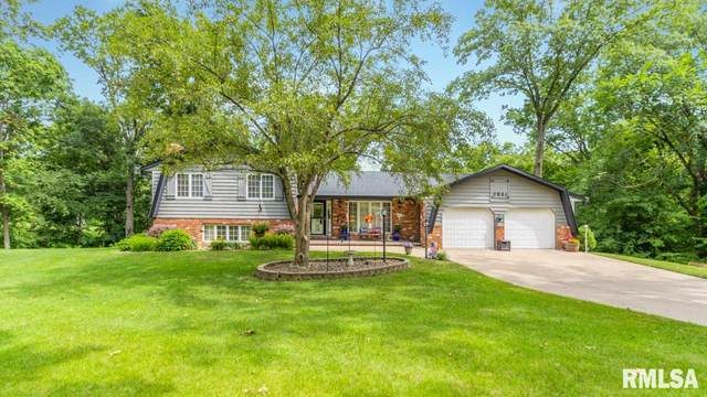 7521 Country View Drive, Peoria, IL 61607 (#PA1216553) :: Killebrew - Real Estate Group