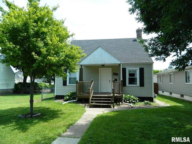 715 N 4TH Street, Clinton, IA 52732 (MLS #QC4213013) :: BN Homes Group
