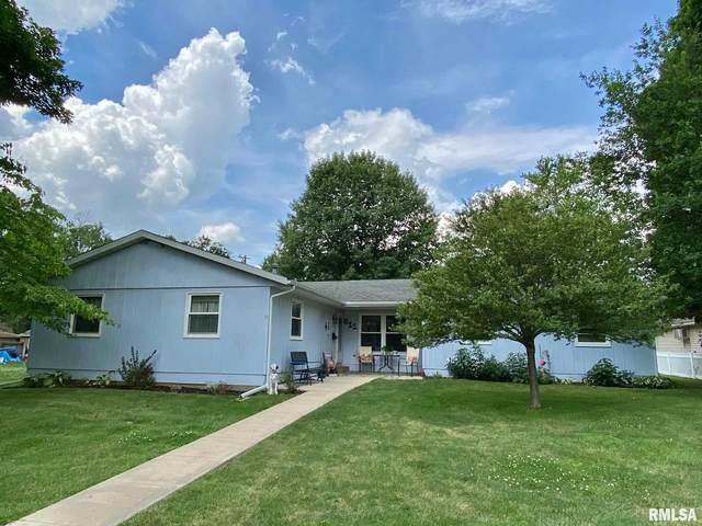611 W Lincoln Avenue, Petersburg, IL 62675 (#CA1000931) :: Killebrew - Real Estate Group