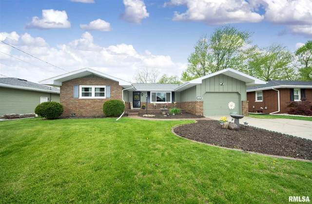 121 Brentwood Drive, East Peoria, IL 61611 (#PA1216590) :: RE/MAX Preferred Choice