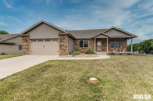 605 Parkview Drive, Springfield, IL 62563 (#CA1000938) :: Killebrew - Real Estate Group