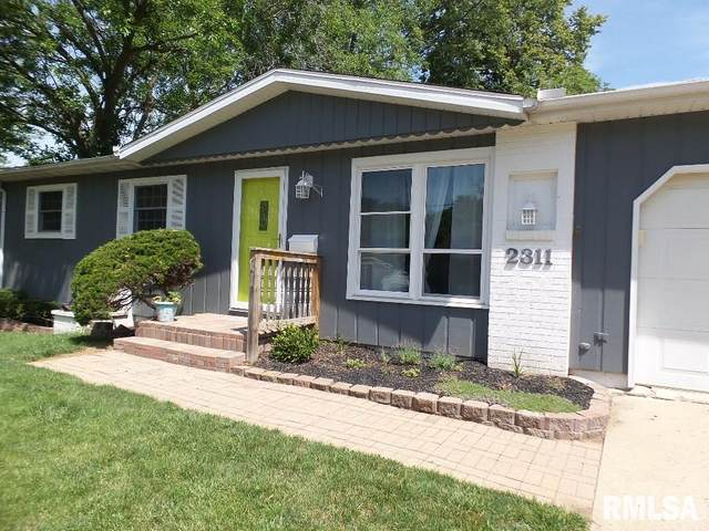 2311 W Kensington Drive, Peoria, IL 61614 (#PA1216601) :: Killebrew - Real Estate Group
