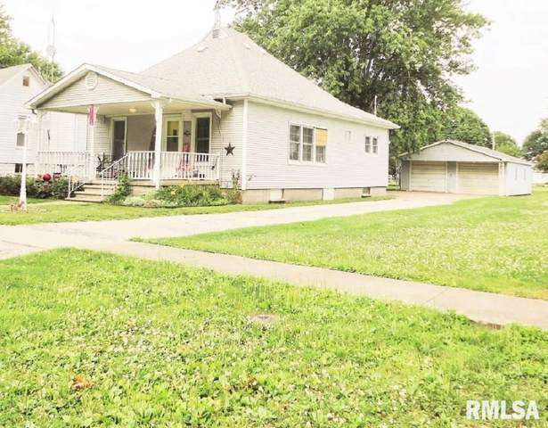 310 S Elm Street, Stonington, IL 62567 (#CA1000942) :: The Bryson Smith Team