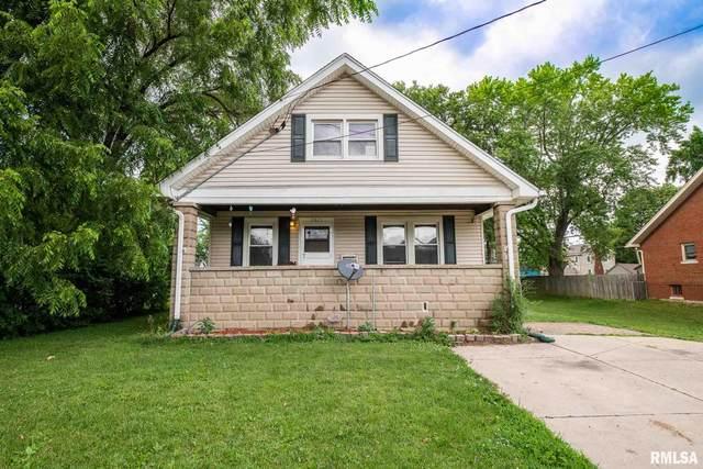 2821 W Rohmann Avenue, West Peoria, IL 61604 (#PA1216609) :: Killebrew - Real Estate Group