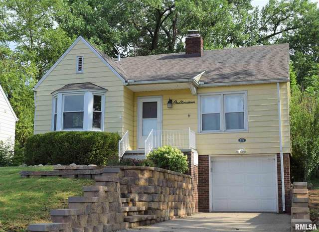 119 E Frances Avenue, Peoria, IL 61614 (#PA1216610) :: Paramount Homes QC