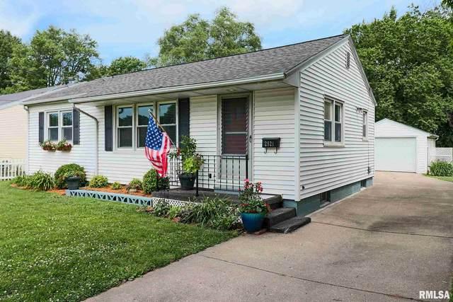 2921 W Kenwood Avenue, West Peoria, IL 61604 (#PA1216619) :: Killebrew - Real Estate Group