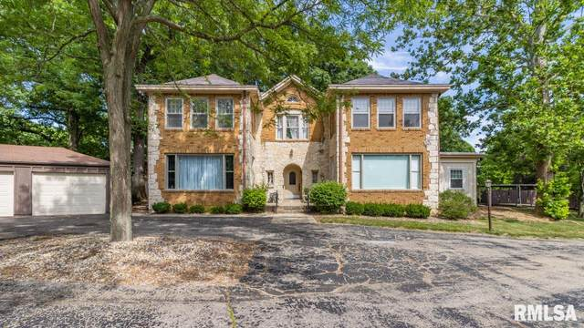 169 E Oak Cliff Court, Peoria, IL 61614 (#PA1216622) :: Killebrew - Real Estate Group