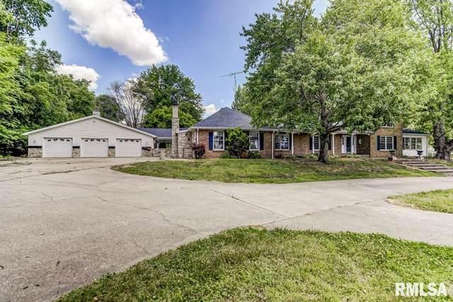 13205 State Route 125 Road, Pleasant Plains, IL 62677 (#CA1000952) :: Killebrew - Real Estate Group