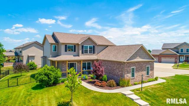 10520 N Butterfly Drive, Dunlap, IL 61525 (#PA1216628) :: Killebrew - Real Estate Group