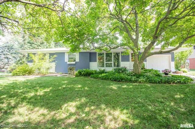 2817 W Greenbrier Lane, Peoria, IL 61614 (#PA1216632) :: Killebrew - Real Estate Group