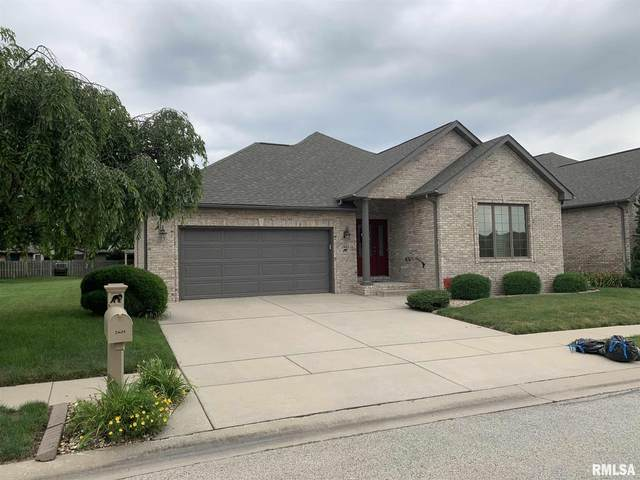 2403 Interlacken Road, Springfield, IL 62704 (#CA1000963) :: Killebrew - Real Estate Group