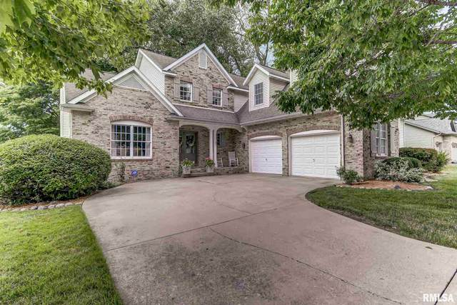 1545 Old Ivy Drive, Springfield, IL 62711 (#CA1000968) :: The Bryson Smith Team